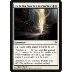 Blanche - Du repos pour les misérable... (C)