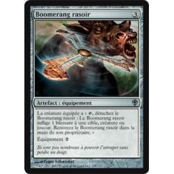 Artefact - Boomerang rasoir (U)
