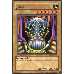 Juge (C) [DPKB]