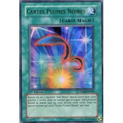 Cartes Plumes Noires (UR) [TSHD]