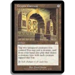 Artefact - Portail crypté (R)
