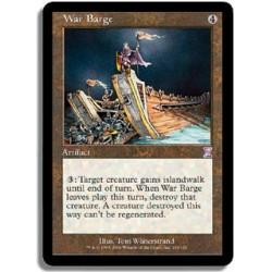 Artefact - Barge de guerre (R)