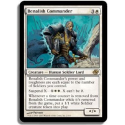 Blanche - Commandant bénalian (R)