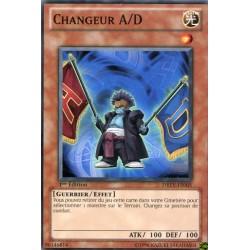 Changeur A/D (C) [DREV]
