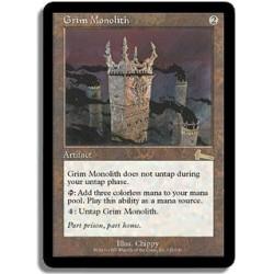 Artefact - Monolithe sinistre (R)