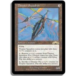 Artefact - Escadron de mecanopteres (R)