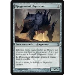 Artefact - Djaggernaut phyrexian (U) [MBS]