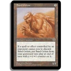 Artefact - Golem de sable (U)