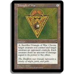 Artefact - Triangle de guerre (R)