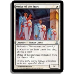 Blanche - Ordre des Étoiles (U)