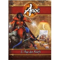 Anoë - Livre de Base l'Age des Réofs