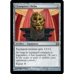 Artefact - Heaume du champion (R) [CMDER]