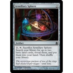 Artefact - Sphère armillaire (C) [CMDER]