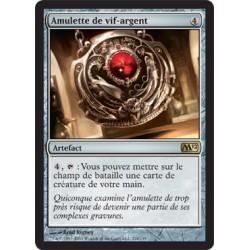 Artefact - Amulette de vif-argent (R) [M12] (FOIL)
