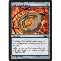 Artefact - Griffe du dragon (U) [M12] (FOIL)