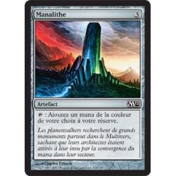 Artefact - Manalithe (C) [M12] (FOIL)