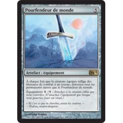 Artefact - Pourfendeur de monde (R) [M12] (FOIL)