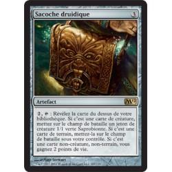 Artefact - Sacoche druidique (R) [M12] (FOIL)