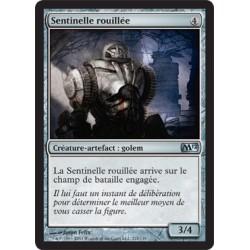 Artefact - Sentinelle rouillée (U) [M12] (FOIL)