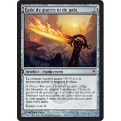 Artefact - Epée de Guerre et de Paix (M) [NEWP] (F