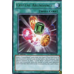 Crystal Abundance (R) [LCGX]