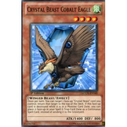 Crystal Beast Colbalt Eagle (C) [LCGX]