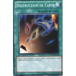 Destruction de Carte (C) [SDGU]