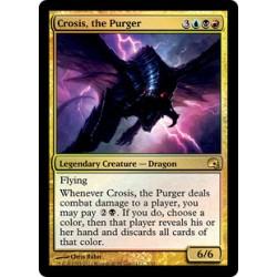 Or - Crosis, the Purger Foil (R) [GRAVEB]