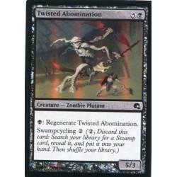 Noire - Twisted Abomination Foil (C) [GRAVEB]