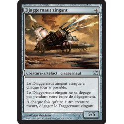 Artefact - Djaggernaut Zingant (U) [INN] (FOIL)