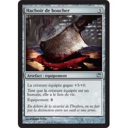 Artefact - Hachoir du Boucher (U) [INN] (FOIL)