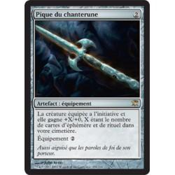 Artefact - Pique du Chanterune (R) [INN] (FOIL)