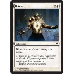 Blanche - Blâme (C) [INN] (FOIL)