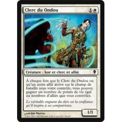 Blanche - Clerc du Ondou (C) [ZEN] (FOIL)
