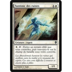 Blanche - Fantôme des ruines (U) [WWK] (FOIL)