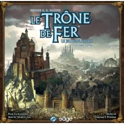 - Trone de Fer - Boite de base Seconde Edition