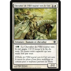 Blanc - Chevalier de l'Œil tourné vers le Ciel [AL
