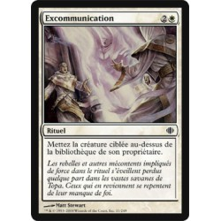 Blanc - Excommunication [ALARA] FOIL