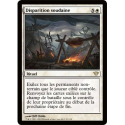 Blanche - Disparition soudaine (R) [DKA]