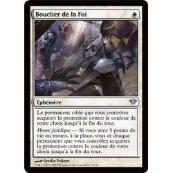 Blanche - Bouclier de la foi (U) [DKA]