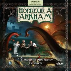 Horreur à Arkham - L'horreur de Miskatonic