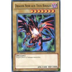 Dragon Noir aux Yeux Rouges (C) [SDDC]