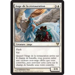 Blanche - Ange de la Restauration (R) [AVR]