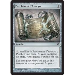 Artefact - Parchemin d'Avacyn (C) [AVR]
