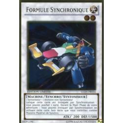 Formule Synchronique (G) [GOLD5]