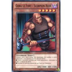Gorg le Fort - Scorpion Noir (C) [GOLD5]