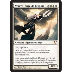 Blanche - Avacyn, Ange de l'Espoir (M) FOIL [AVR]