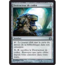 Artefact - Destructeur de Codex (U) [RTR]