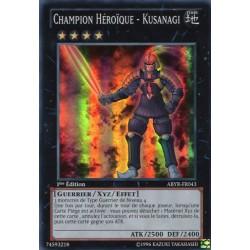 Champion Héroïque - Kusanagi  (SR) [ABYR]