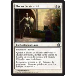 Blanche - Blocus de Sécurité (U) [FOIL RTR]